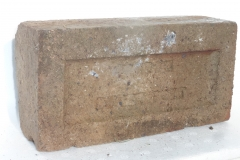 Brick from Burry Port Achddu brickworks Courtesy Hugh Owen