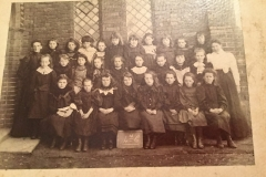 Copperworks School Girls Courtesy Moira Thomas