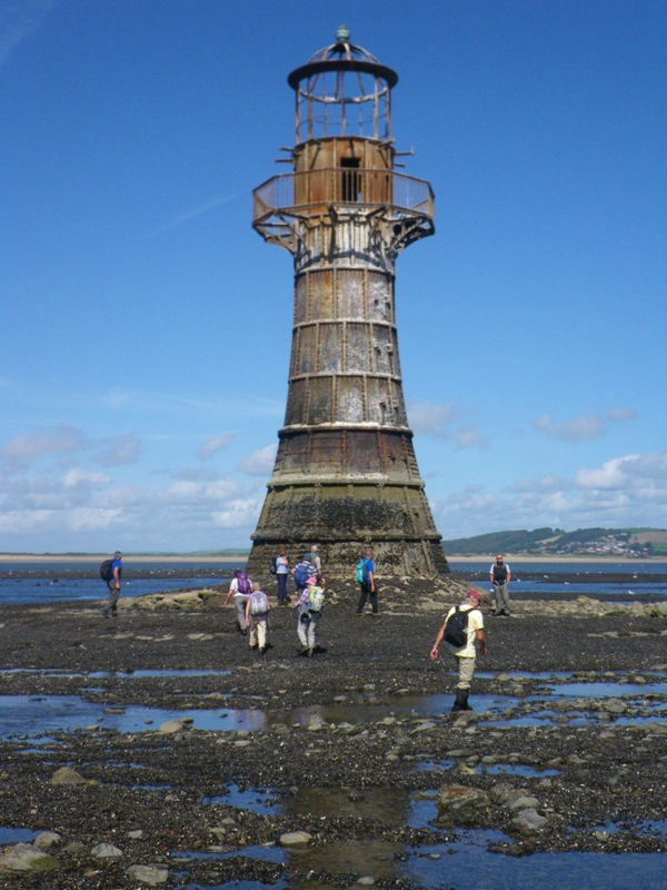 The Iron Lighthouse.