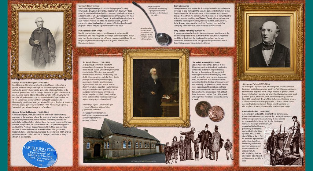 Men Who Made Burry Port