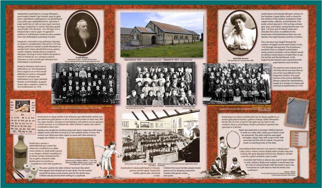 Copperworks School
